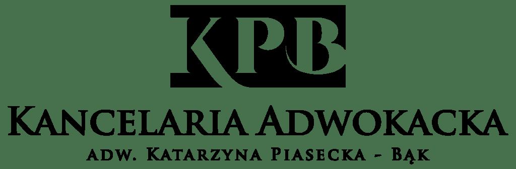 Kancelaria Adwokacka adw. Katarzyna Piasecka – Bąk
